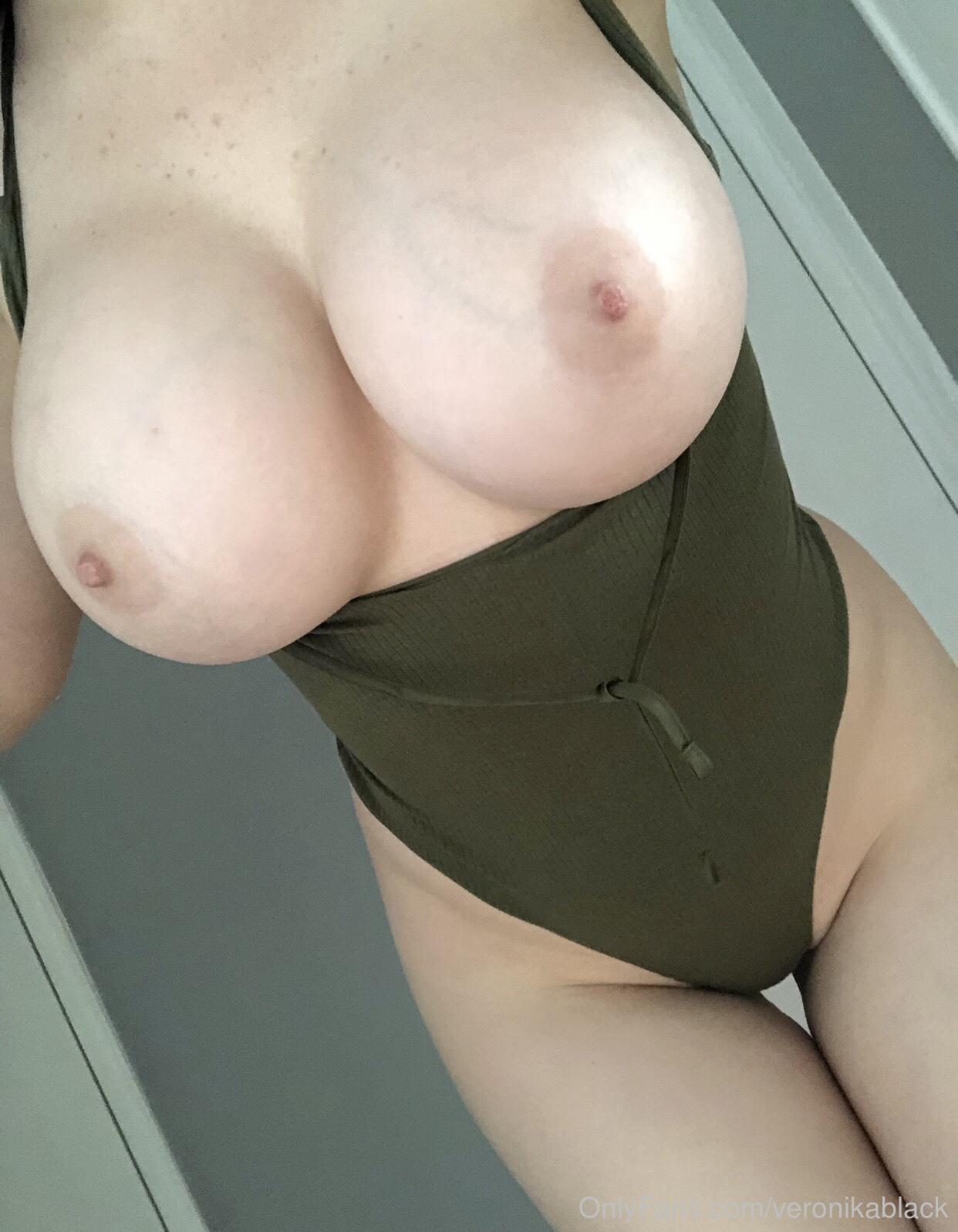 Veronica Black Nude Topless Boobs Ass